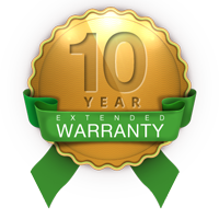Our 10 Year Guarantee